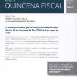 QUINCENA FISCAL 5 2014